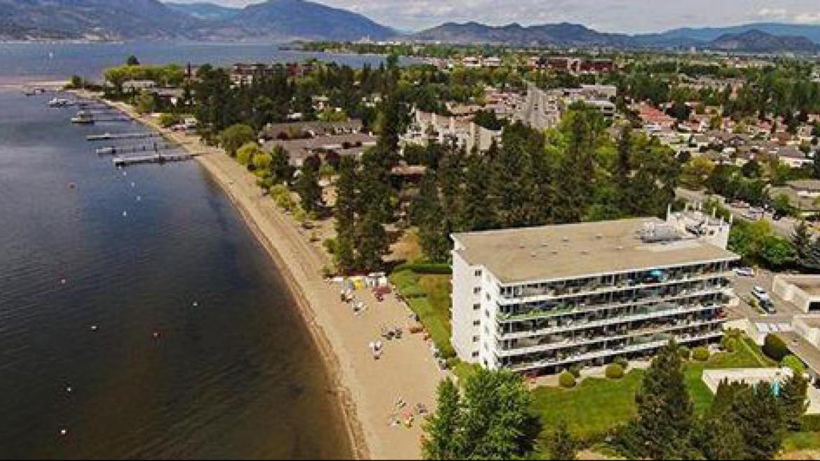 503 - 4058 Lakeshore Road, Kelowna, Central Okanagan