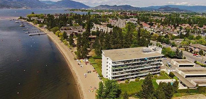 Lakeshore Real Estate Kelowna at 503 - 4058 Lakeshore Road, Kelowna, Central Okanagan