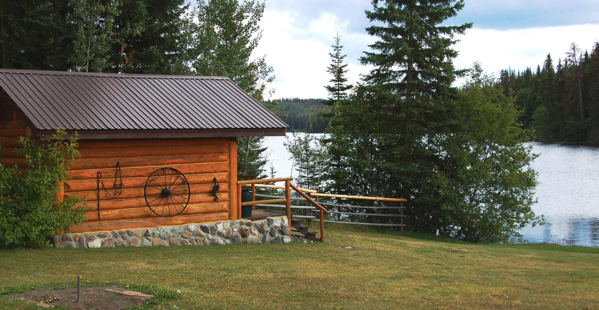 Bridge Lake Real Estate at 7806 N Bonaparte Road, Bridge Lake/Sheridan Lake, 100 Mile House