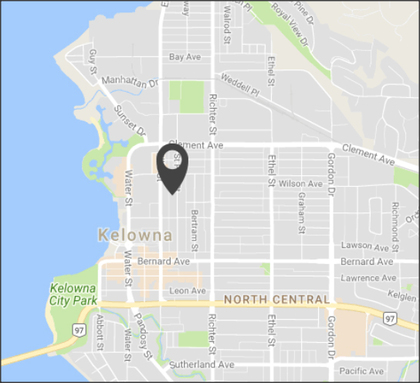 Kelowna Real Estate at 509 - 1350 St. Paul Street, Kelowna, Central Okanagan