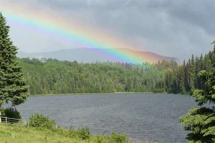 20 at 8353 Rainbow Country Road, Bridge Lake/Sheridan Lake, 100 Mile House
