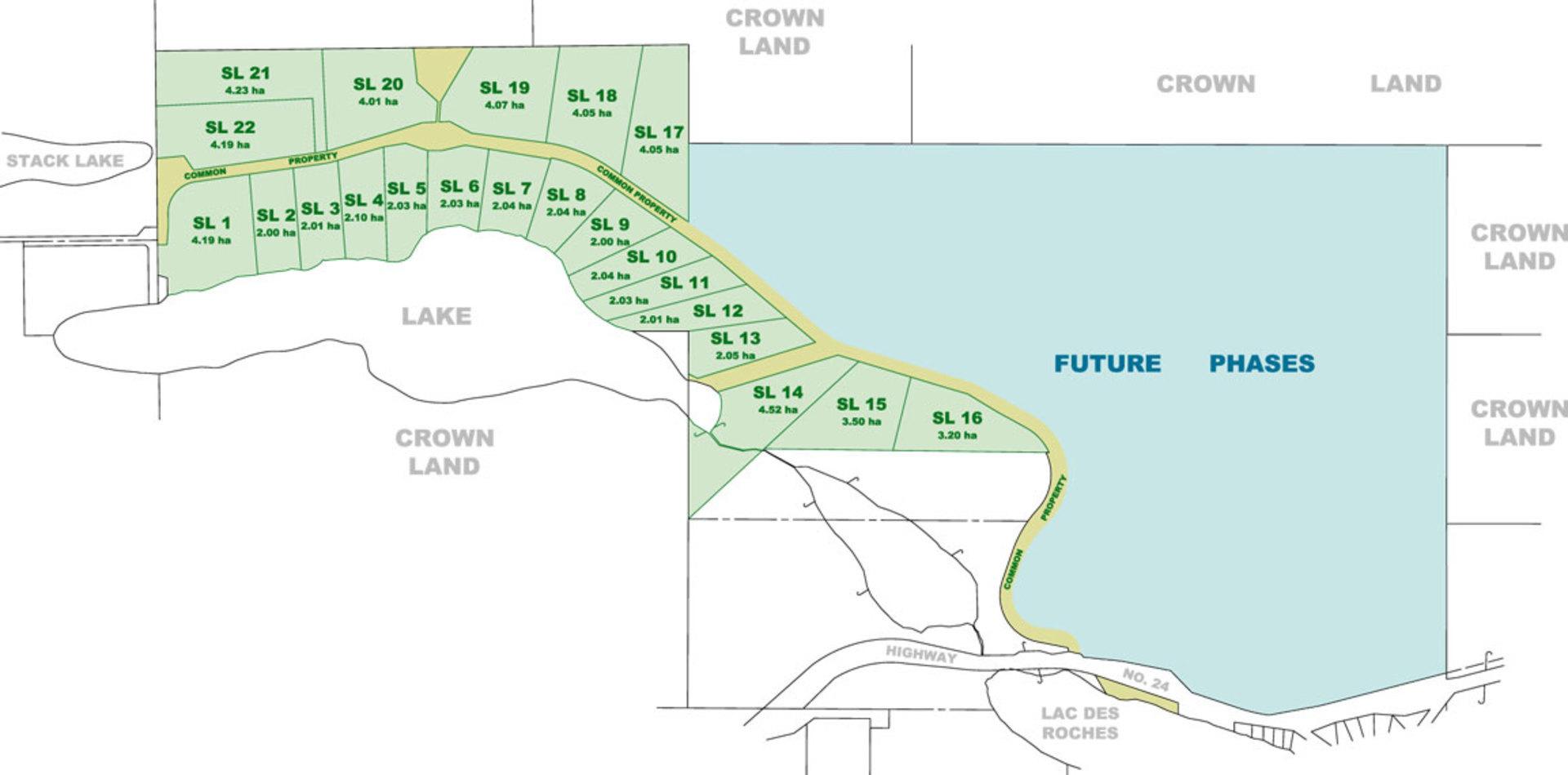 zoning at 8353 Rainbow Country Road, Bridge Lake/Sheridan Lake, 100 Mile House