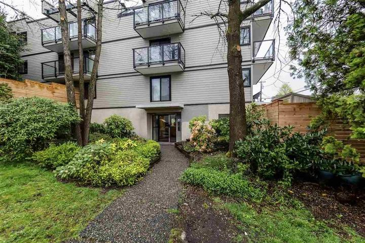 208-240-mahon at 208 - 240 Mahon Avenue, Lower Lonsdale, North Vancouver