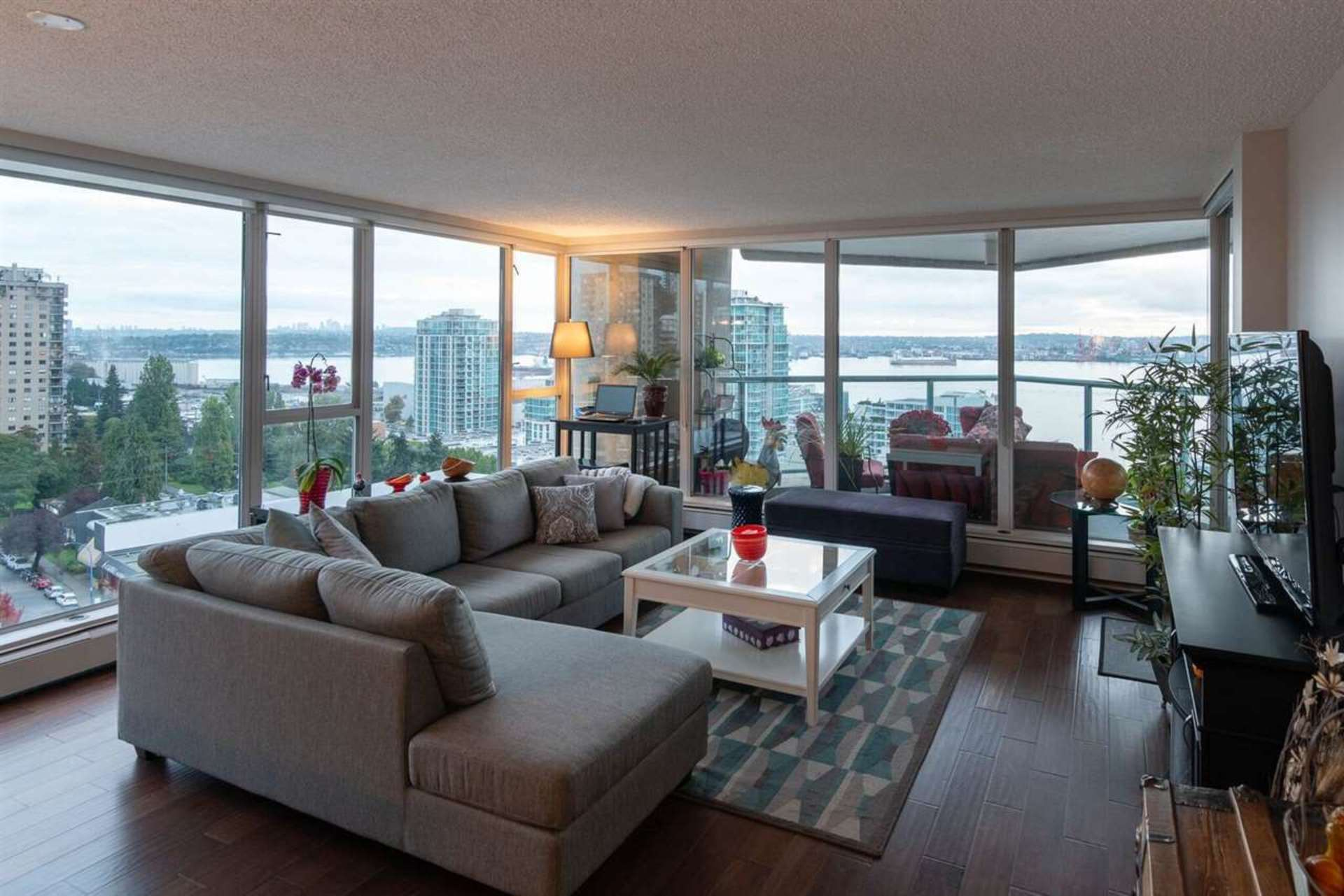 1501 - 120 W 2nd Street, Lower Lonsdale, North Vancouver