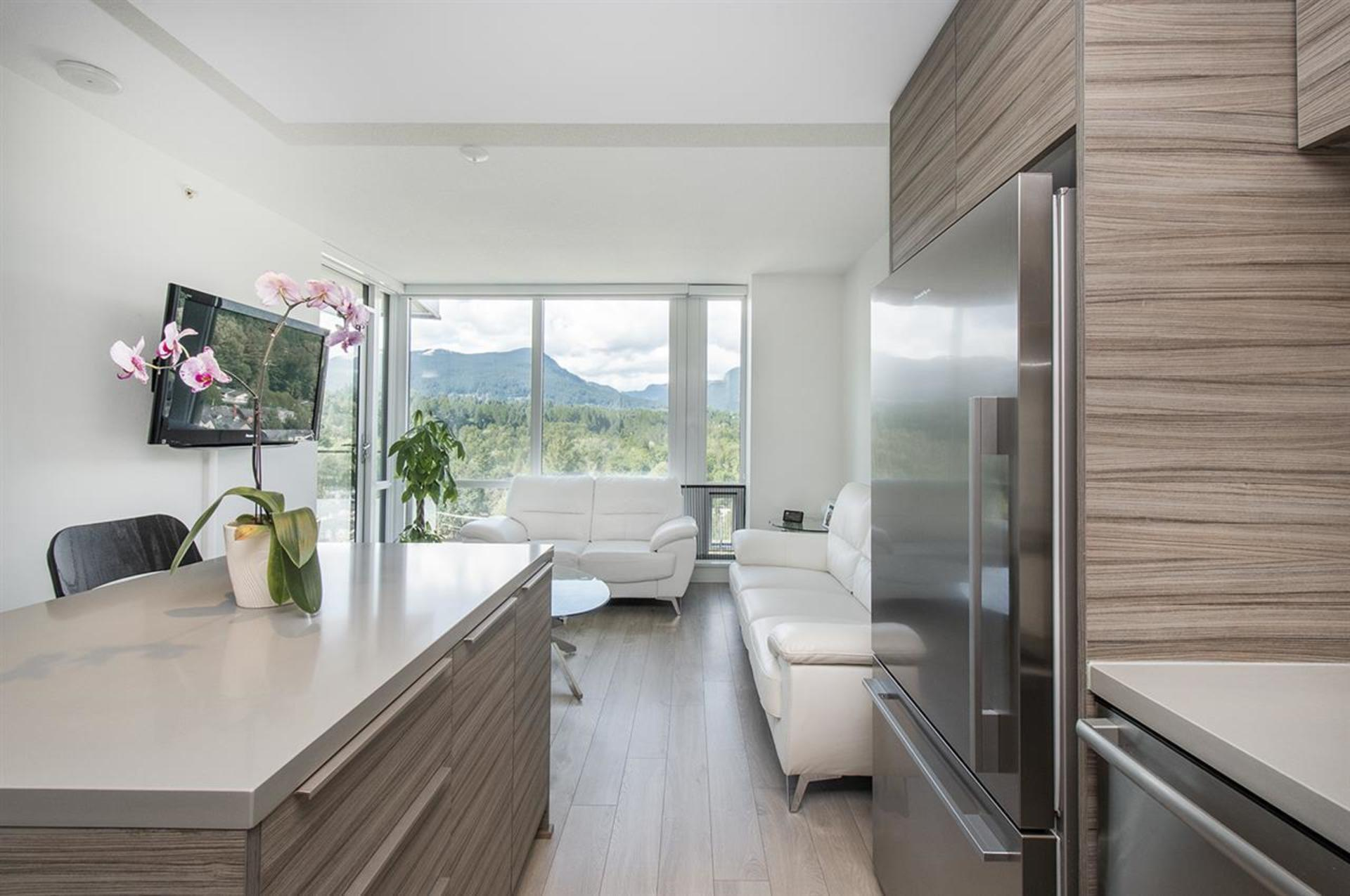1809 - 1550 Fern Street, Lynnmour, North Vancouver