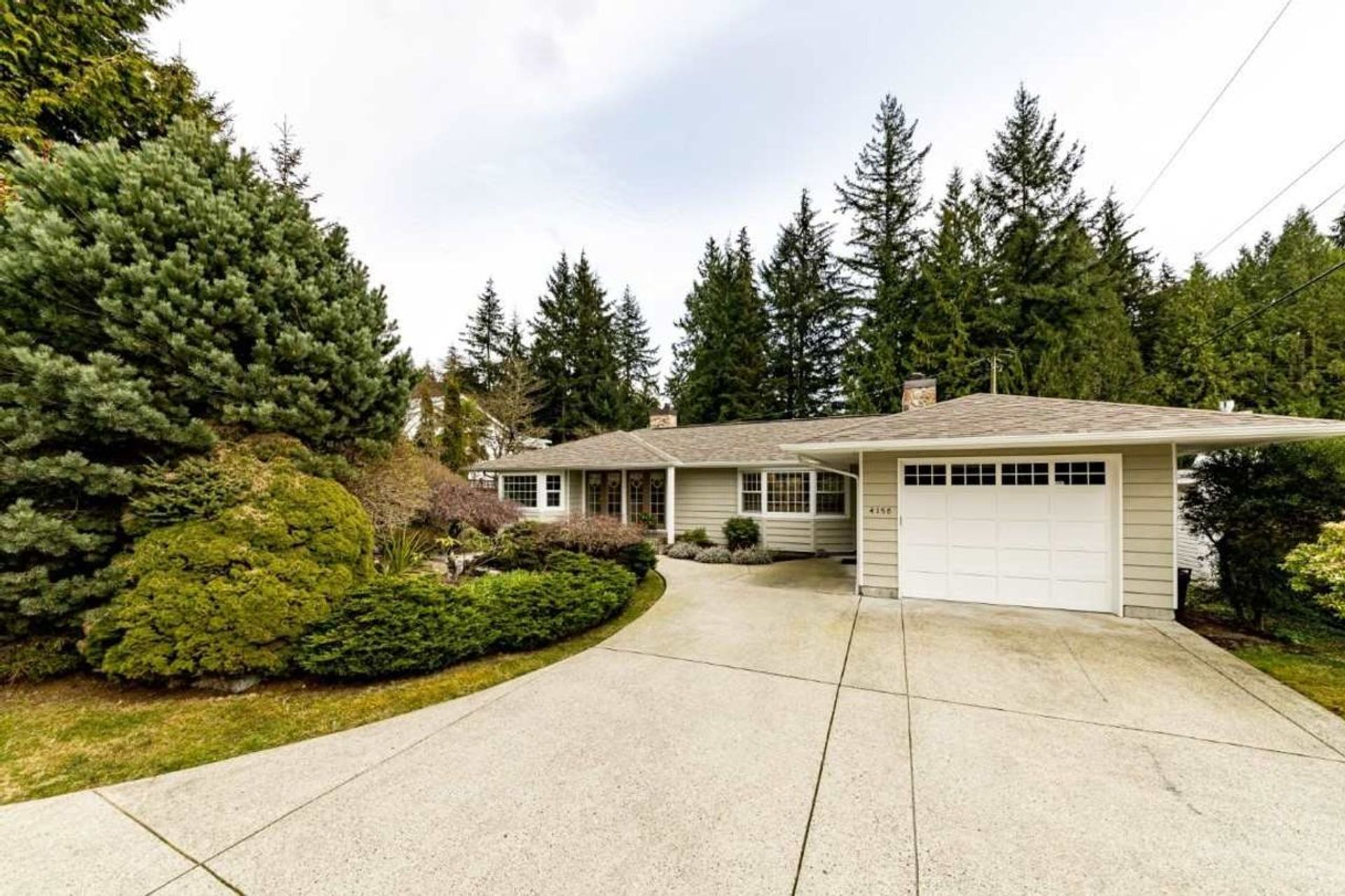 4158 Skyline Drive, Forest Hills NV, North Vancouver