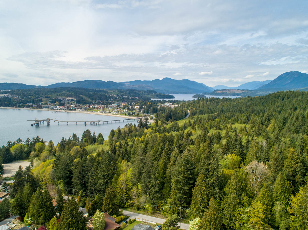 dji_0181-hdr at 5317 Benner Road, Sechelt District, Sunshine Coast