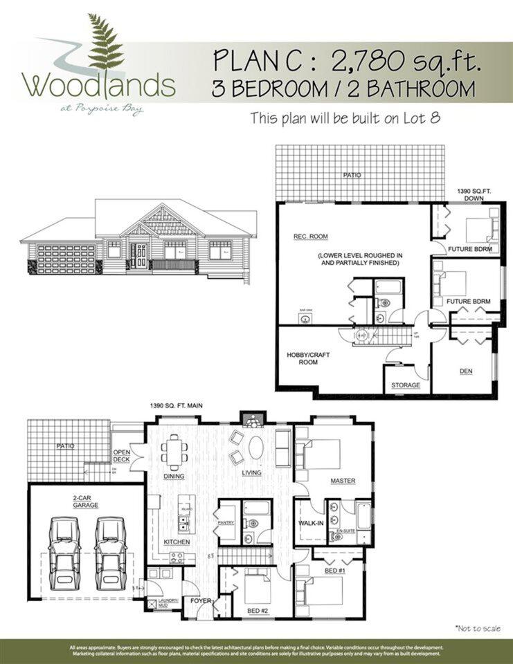 6066 Rosewood Place, Sechelt District, Sunshine Coast