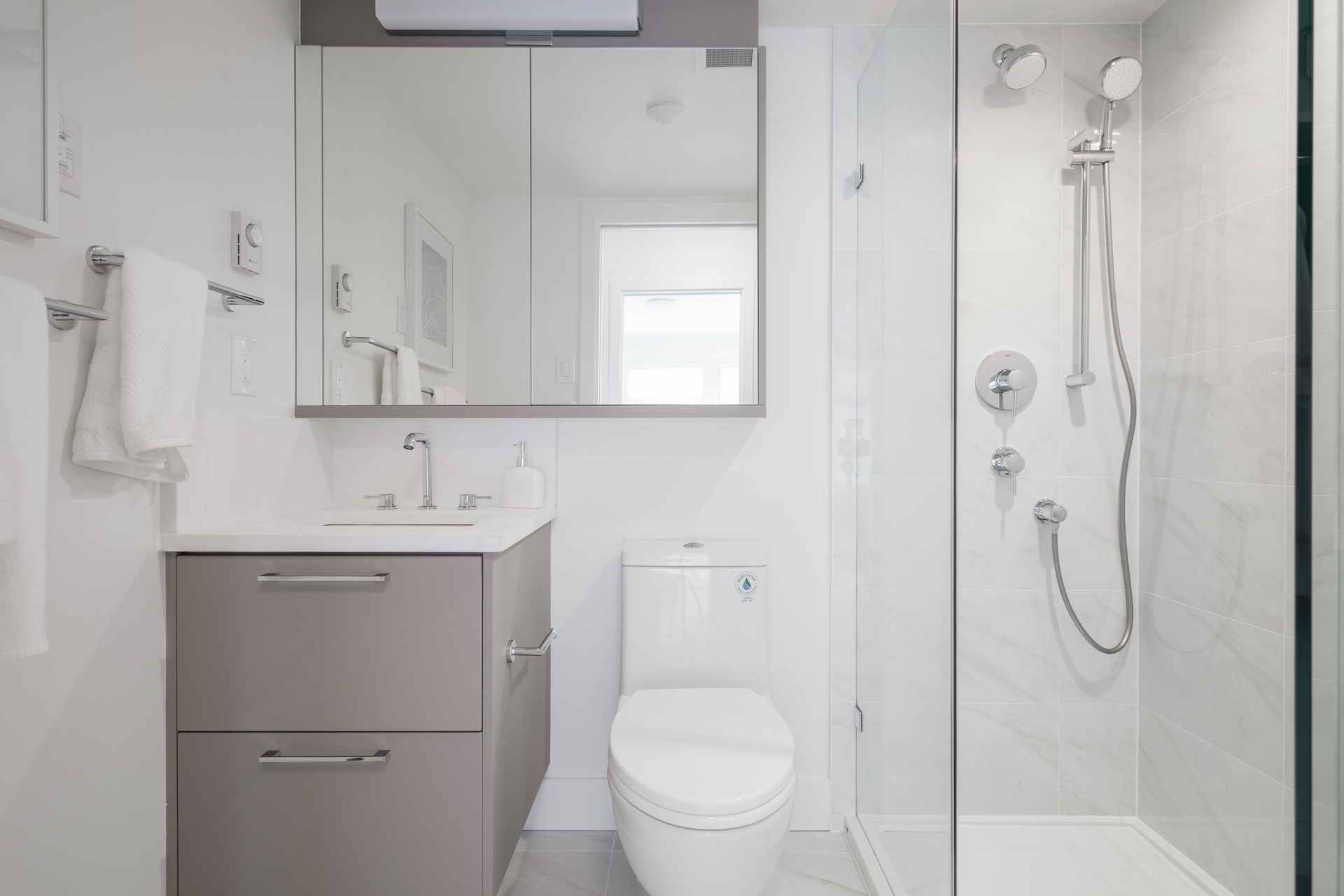 Ensuite at 2317 St. Andrews Street, Port Moody Centre, Port Moody