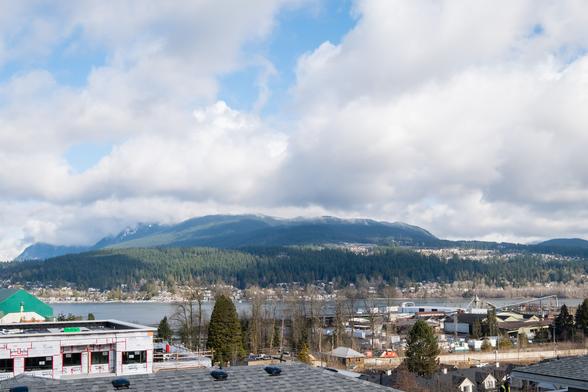 View at 2317 St. Andrews Street, Port Moody Centre, Port Moody