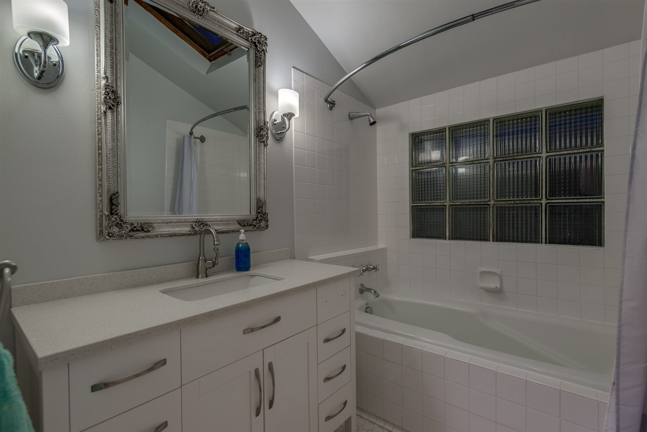 bathroom at 238 W 5th Street, Lower Lonsdale, North Vancouver