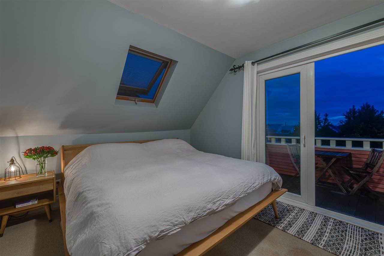 bedroom at 238 W 5th Street, Lower Lonsdale, North Vancouver