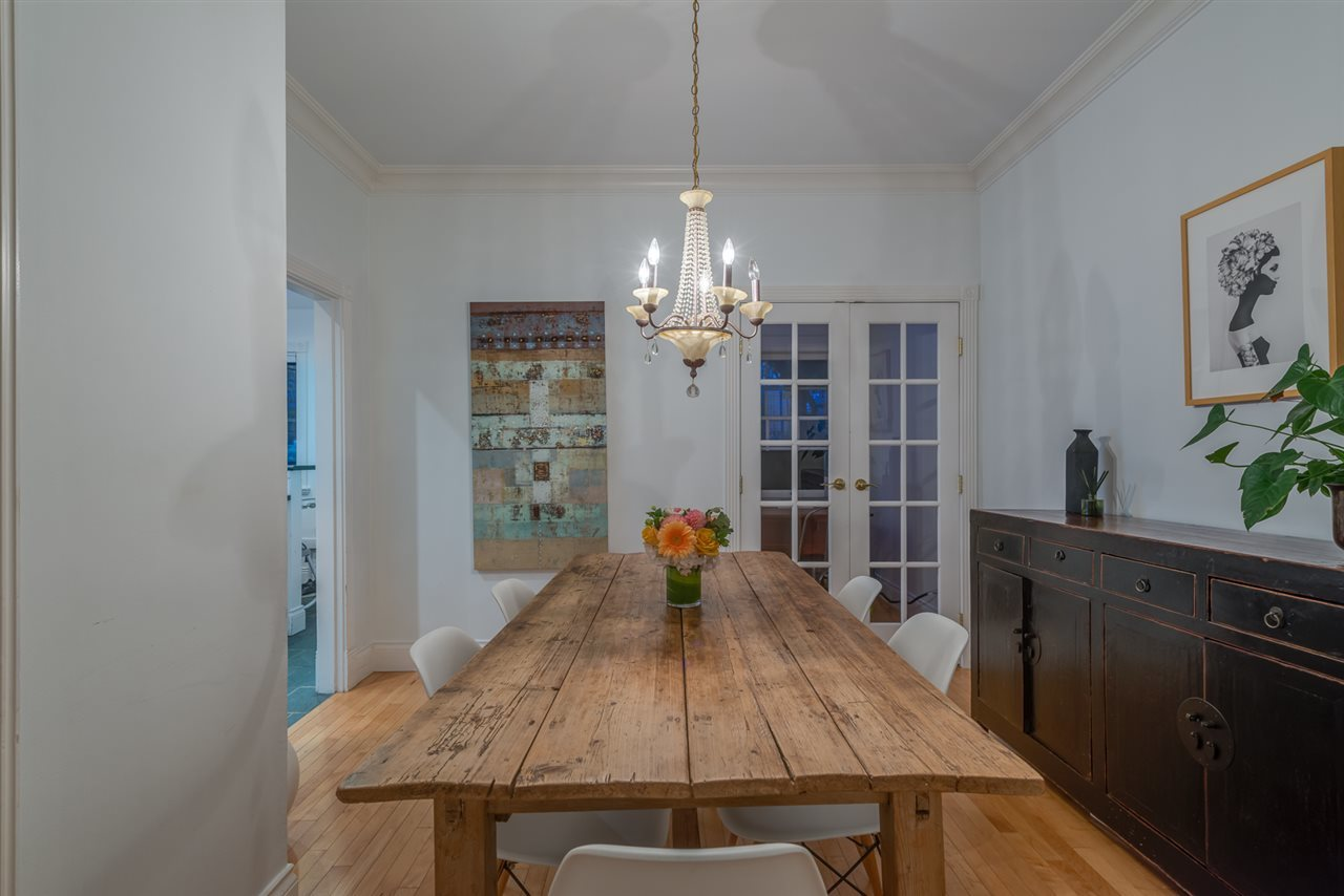 dining-room at 238 W 5th Street, Lower Lonsdale, North Vancouver