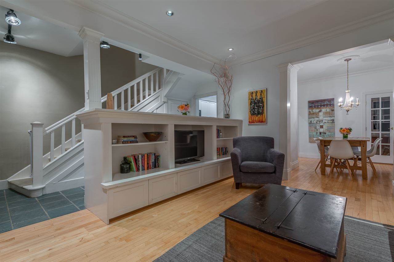 living-room at 238 W 5th Street, Lower Lonsdale, North Vancouver