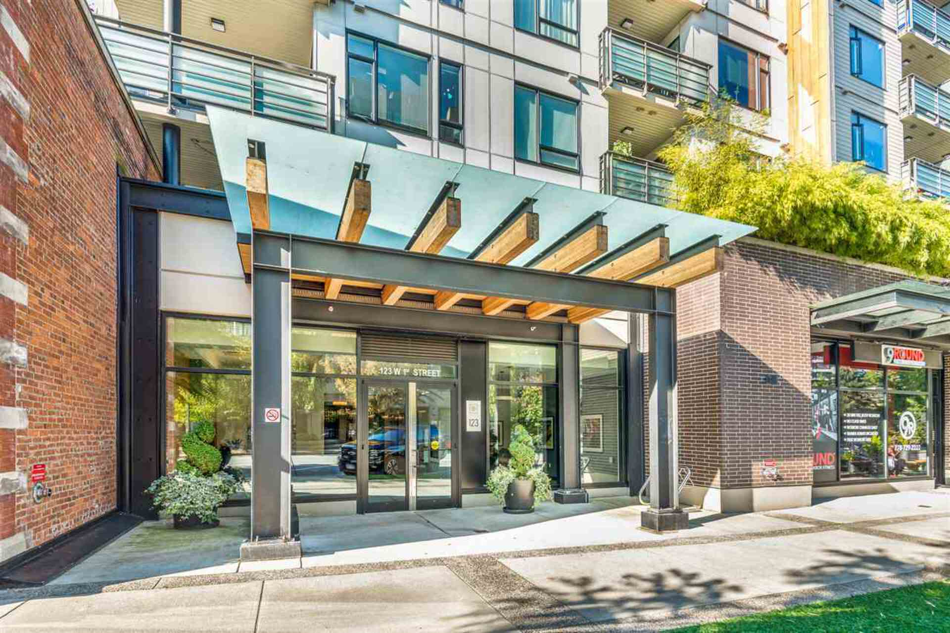 302 - 123 W 1st Street, Lower Lonsdale, North Vancouver