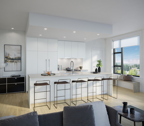 One Shaughnessy Kitchen - Port Coquitlam V1 at 2446 Shaughnessy Street, Central Pt Coquitlam, Port Coquitlam