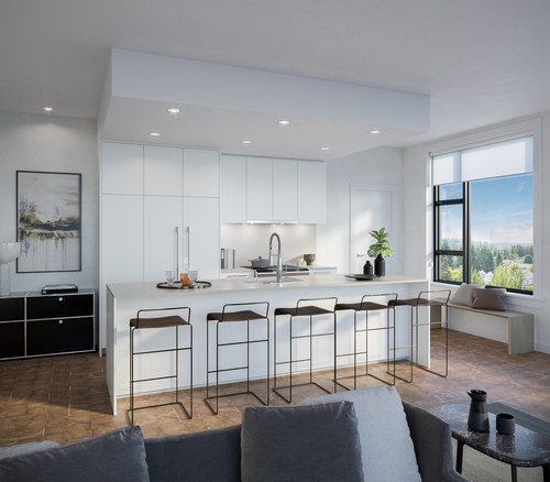 One Shaughnessy Kitchen - Port Coquitlam V2 at 2446 Shaughnessy Street, Central Pt Coquitlam, Port Coquitlam