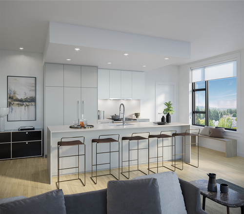 One Shaughnessy Kitchen - Port Coquitlam V4 at 2446 Shaughnessy Street, Central Pt Coquitlam, Port Coquitlam