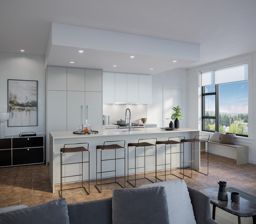 One Shaughnessy Kitchen - Port Coquitlam V5 at 2446 Shaughnessy Street, Central Pt Coquitlam, Port Coquitlam