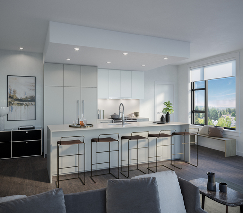 One Shaughnessy Kitchen - Port Coquitlam V6 at 2446 Shaughnessy Street, Central Pt Coquitlam, Port Coquitlam