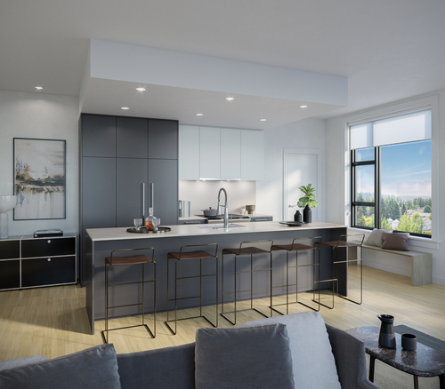 One Shaughnessy Kitchen - Port Coquitlam V7 at 2446 Shaughnessy Street, Central Pt Coquitlam, Port Coquitlam