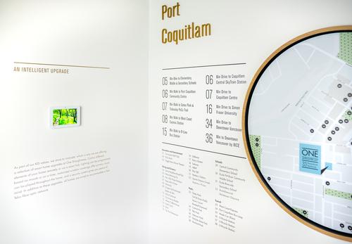 One Shaughnessy Presentation Centre - Port Coquitlam at 2446 Shaughnessy Street, Central Pt Coquitlam, Port Coquitlam