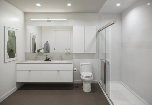 One Shaughnessy Bathroom - Port Coquitlam V2 at 2446 Shaughnessy Street, Central Pt Coquitlam, Port Coquitlam