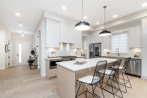 Eterno-South-Surrey-Kitchen at 16665 19 Avenue, Grandview Surrey, South Surrey White Rock