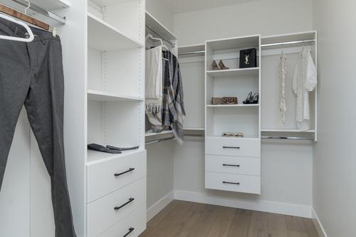 Eterno-South-Surrey-Walk-In-Closet at 16665 19 Avenue, Grandview Surrey, South Surrey White Rock