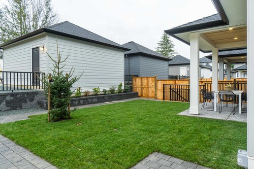Eterno-South-Surrey-Fenced-Backyard at 16665 19 Avenue, Grandview Surrey, South Surrey White Rock