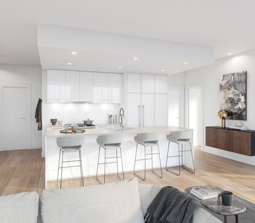 kitchen-rendering-two-shaughessy-colour-combination-1-min at 2428 Shaughnessy Street, Central Pt Coquitlam, Port Coquitlam