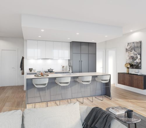 kitchen-rendering-two-shaughessy-colour-combination-2-min at 2428 Shaughnessy Street, Central Pt Coquitlam, Port Coquitlam