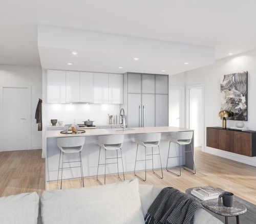kitchen-rendering-two-shaughessy-colour-combination-3-min at 2428 Shaughnessy Street, Central Pt Coquitlam, Port Coquitlam