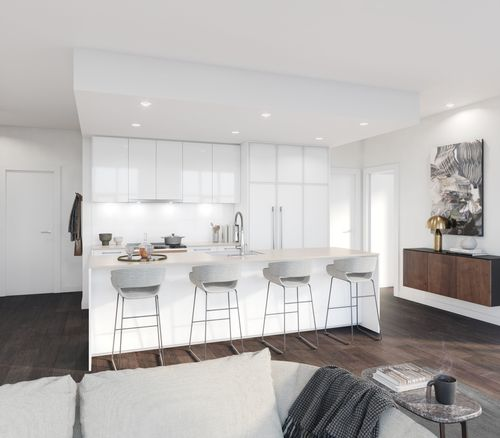 kitchen-rendering-two-shaughessy-colour-combination-4-min at 2428 Shaughnessy Street, Central Pt Coquitlam, Port Coquitlam