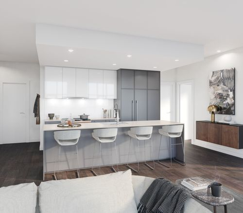 kitchen-rendering-two-shaughessy-colour-combination-5-min at 2428 Shaughnessy Street, Central Pt Coquitlam, Port Coquitlam