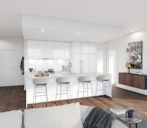 kitchen-rendering-two-shaughessy-colour-combination-7-min at 2428 Shaughnessy Street, Central Pt Coquitlam, Port Coquitlam