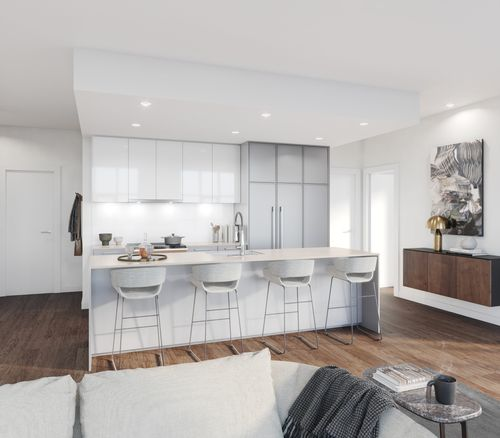 kitchen-rendering-two-shaughessy-colour-combination-9-min at 2428 Shaughnessy Street, Central Pt Coquitlam, Port Coquitlam