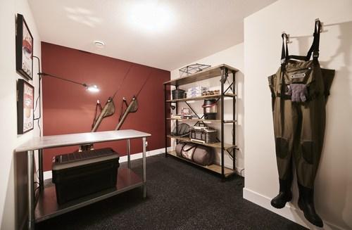 the-links-residences-basement-02 at 7979 152 Street, East Newton, Surrey