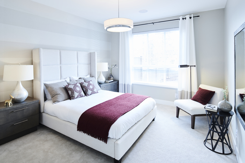 the-links-residences-master-bedroom at 7979 152 Street, East Newton, Surrey