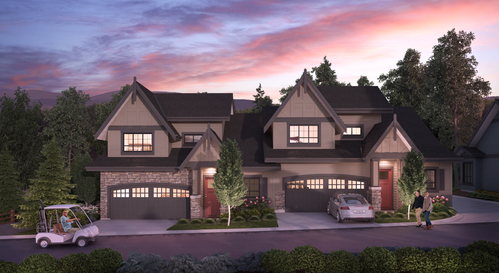 the-links-residences-rendering at 7979 152 Street, East Newton, Surrey