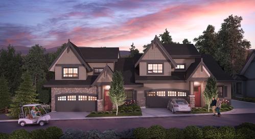 the-links-residences-rendering at 7979 152 Street, East Newton, Surrey