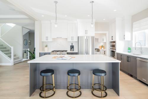 argyle-kitchen at 3486 Highland Drive, Burke Mountain, Coquitlam