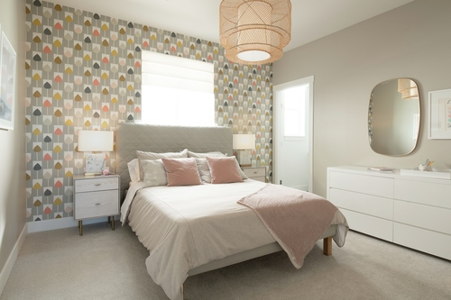 argyle-bedroom at 3486 Highland Drive, Burke Mountain, Coquitlam