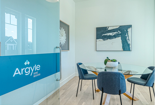 argyle-presentation-centre at 1441 Argyle Street, Burke Mountain, Coquitlam