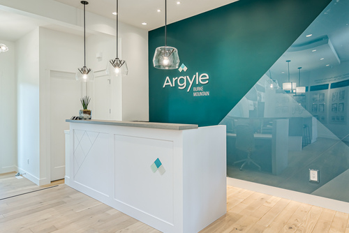 argyle-presentation-centre at 3486 Highland Drive, Burke Mountain, Coquitlam