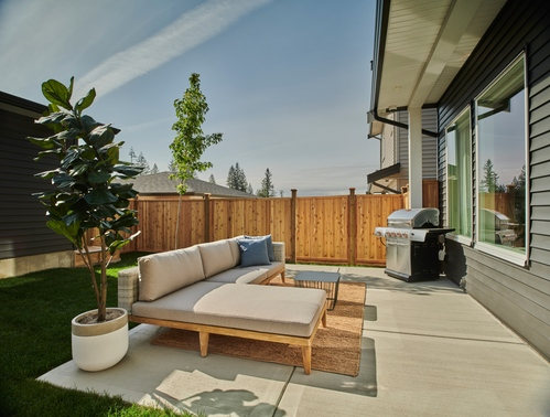 argyle-patio at 3486 Highland Drive, Burke Mountain, Coquitlam