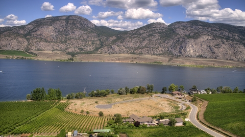 reflection-point-osoyoos-land-for-sale at 8507 Main Street, Osoyoos