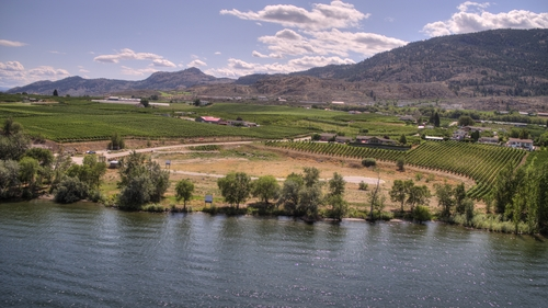 reflection-point-osoyoos-waterfront-real-estate at 8507 Main Street, Osoyoos