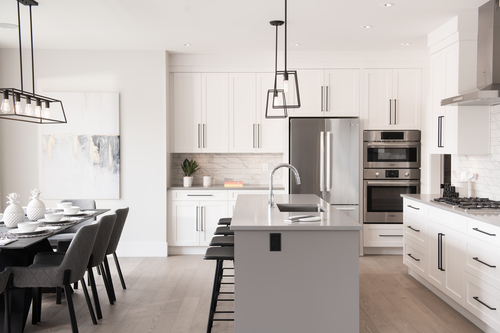 Pacific at McNally Creek - Kitchen at 16232 10 Avenue, King George Corridor, South Surrey White Rock