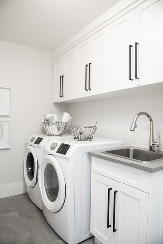 Pacific at McNally Creek - Laundry Room at 16232 10 Avenue, King George Corridor, South Surrey White Rock